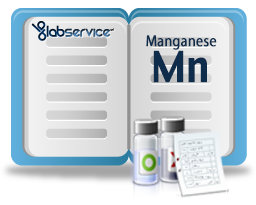 Il manganese nell'acqua